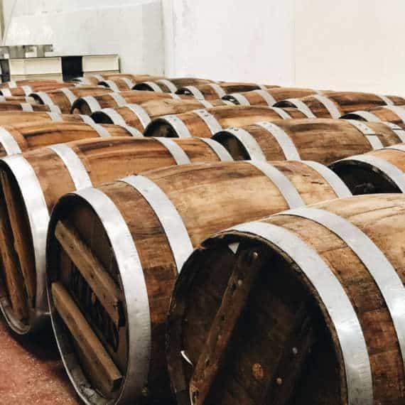 Aphrodite Barrel Aged Marinated Feta