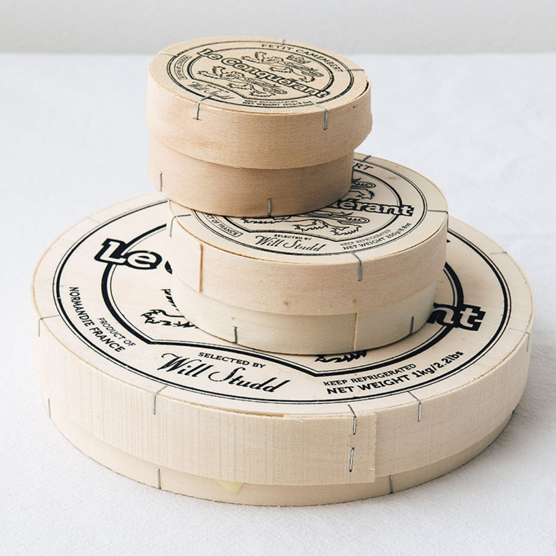 Le Conquérant Camembert