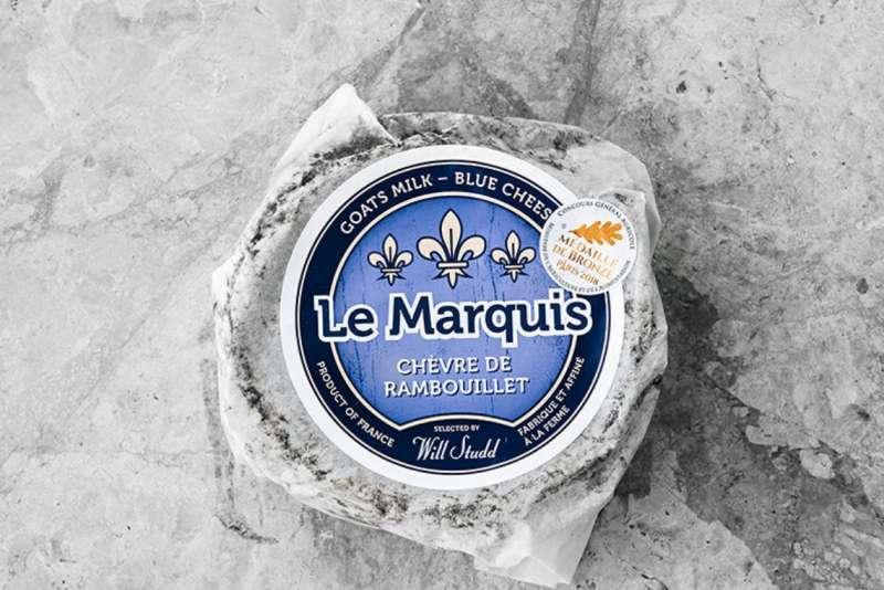 Le Marquis Chevre de Rambouilett Will Studd