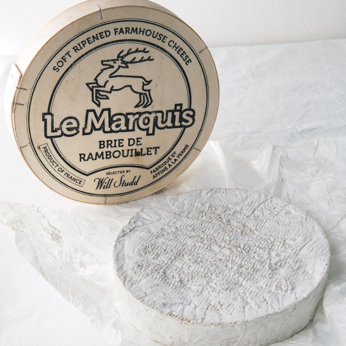 Le Marquis Farmhouse Brie de Rambouillet