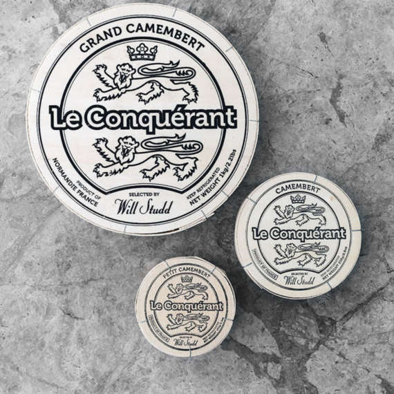 Le Conquerant Camembert