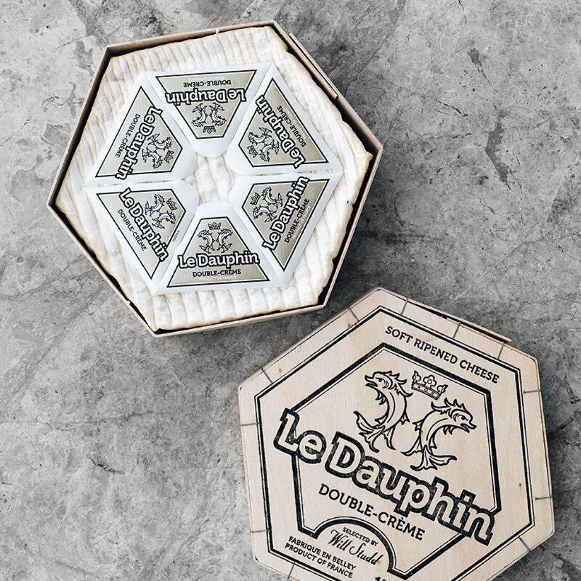 Le Dauphin Double Cream