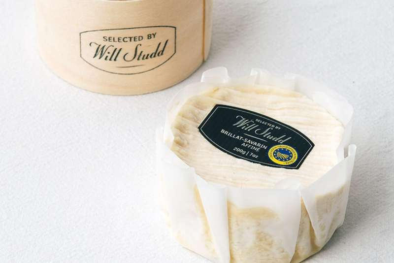 Will Studd Brillat Savarin Triple Cream French