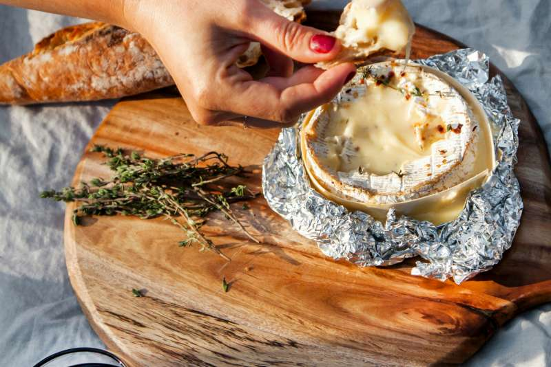baked brie will studd
