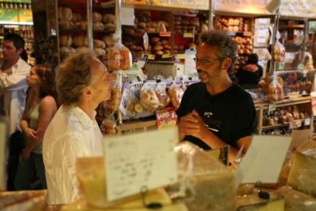 zingermans creamery cheese shop with Ari Weinzweig  and Will Studd