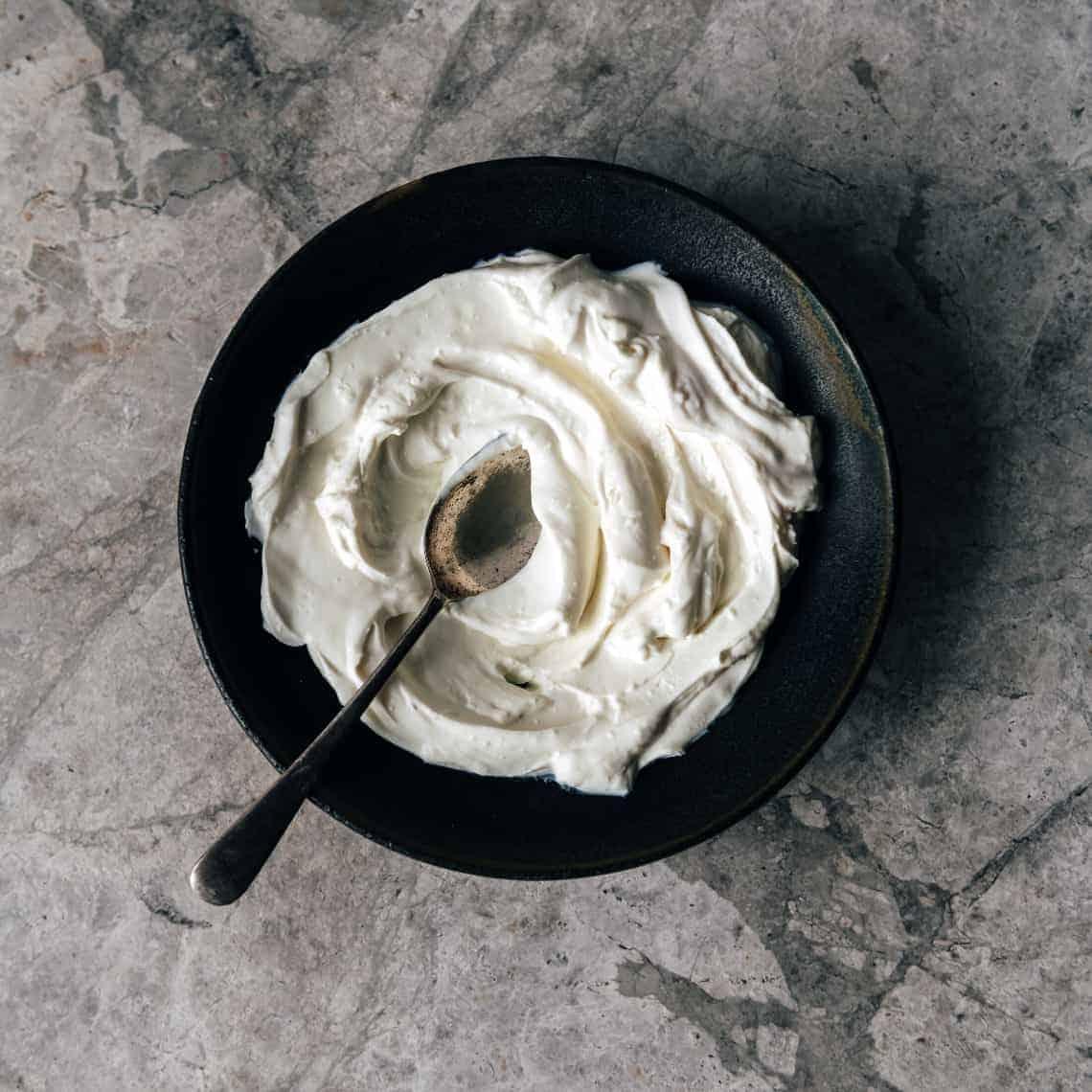 Aphrodite galotyri bowl