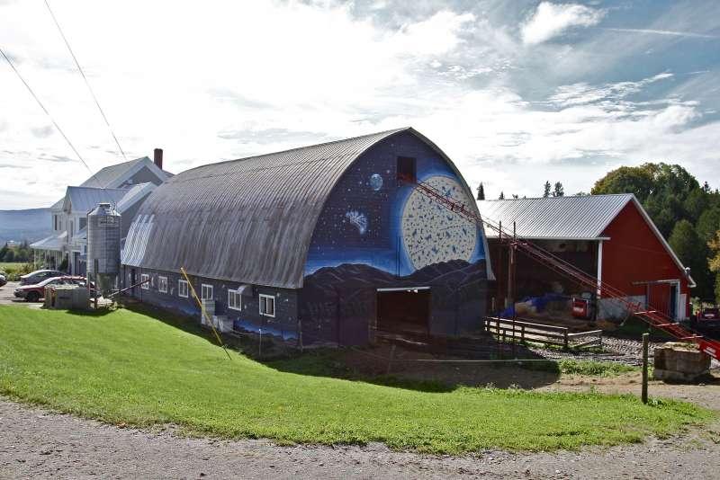 jasper hill farm shed in Vermont