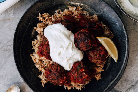 Aphrodite Galotyri Recipe Meatballs Will Studd Greek
