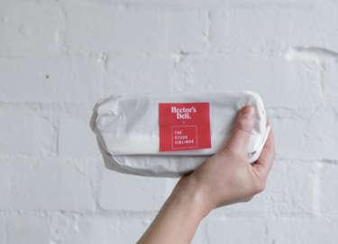 Hector's Deli packaging
