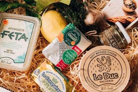 Will Studd Harper Blohm Cheese Box