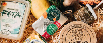 Will Studd Selcted Cheese Buy Harper And Blohm Winter Warmer Cheese Box