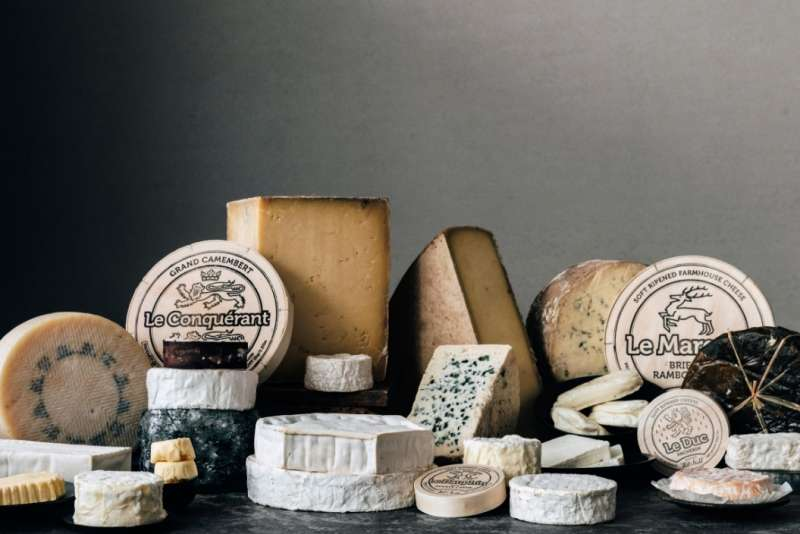 Will Studd Selected Cheeses whole range
