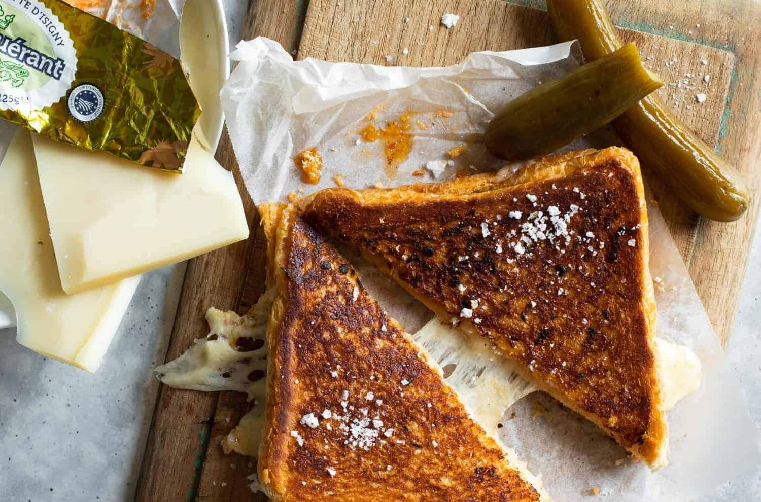 La Couronne Comte Toastie Will Studd Selected Le Conquerant Butter Kirsten Jenkins