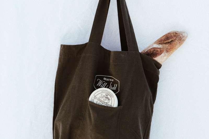 Will Studd Tote Bag merchenidise