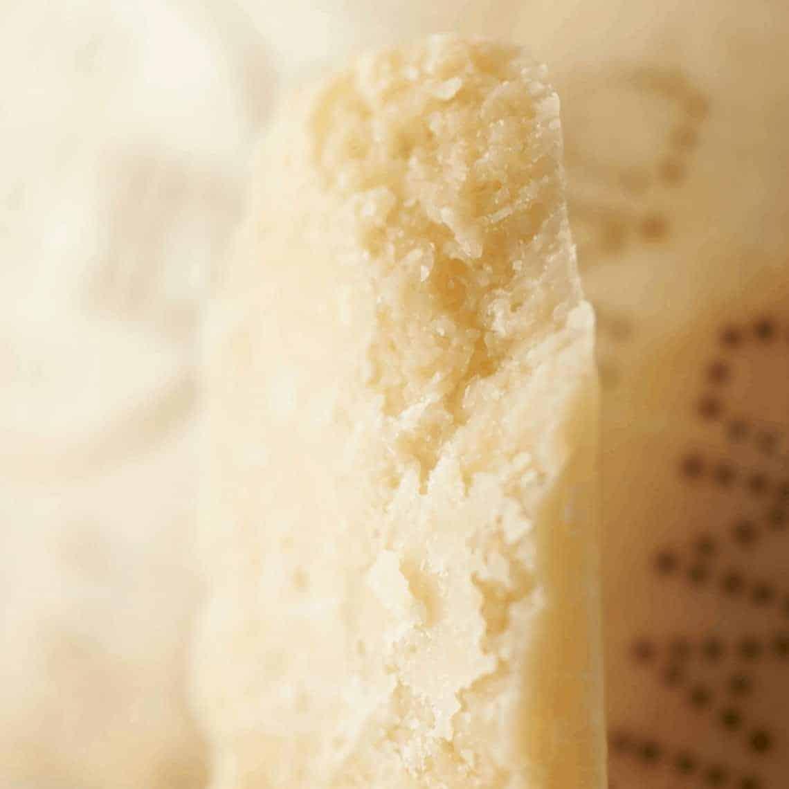 G. Cravero Parmigiano Reggiano close-up