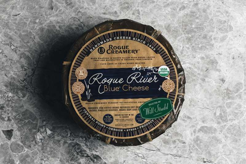 Rogue River Blue Cheese Will Studd Grey Tile